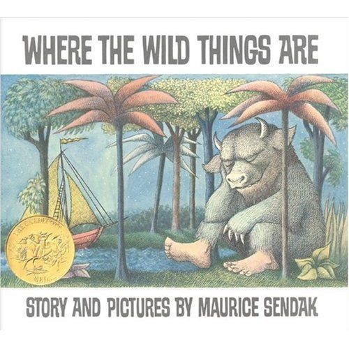 Where the wild things are...
