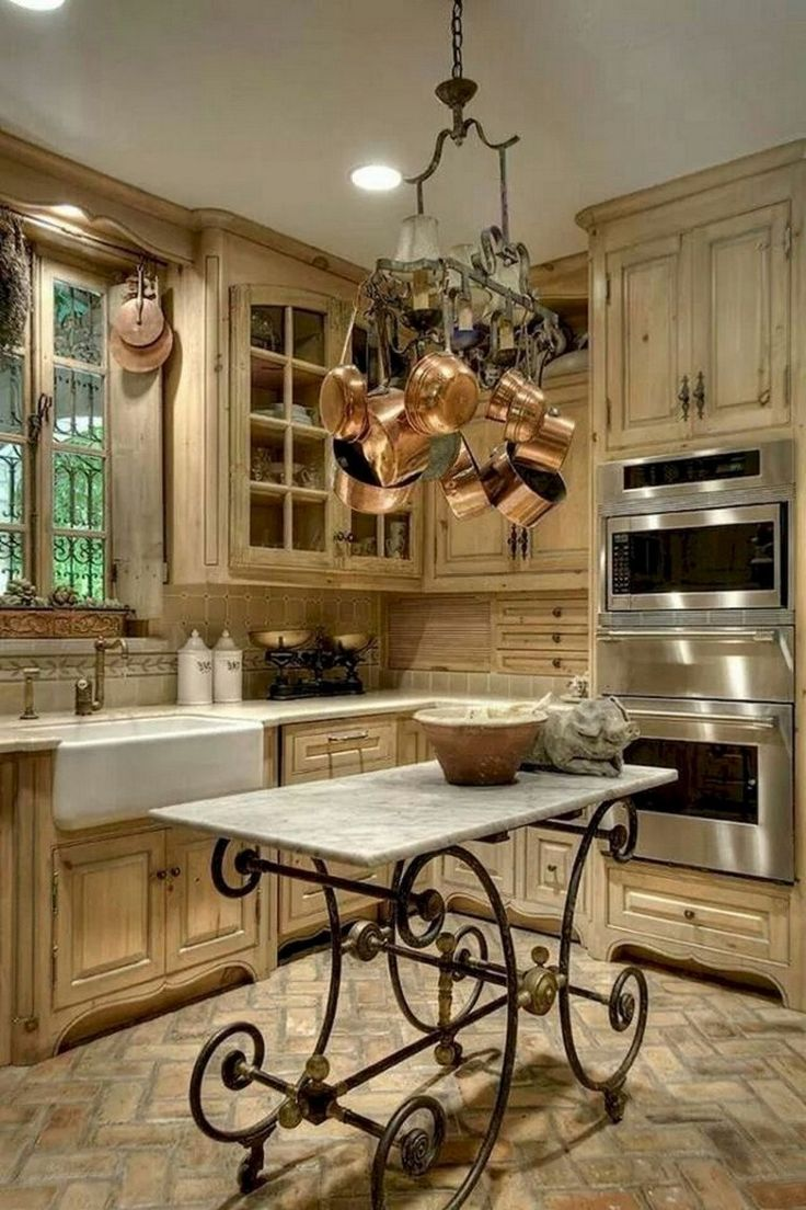90 amazing country kitchen designs 23 in 2020 | Country ...