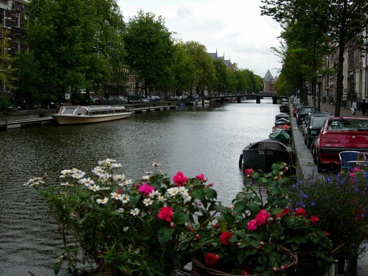 Amsterdam, Netherlands, August 2004