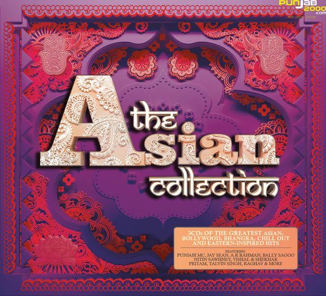 Asian music albums