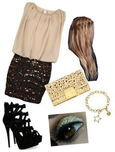 polyvore clubbing outfits - Google Search
