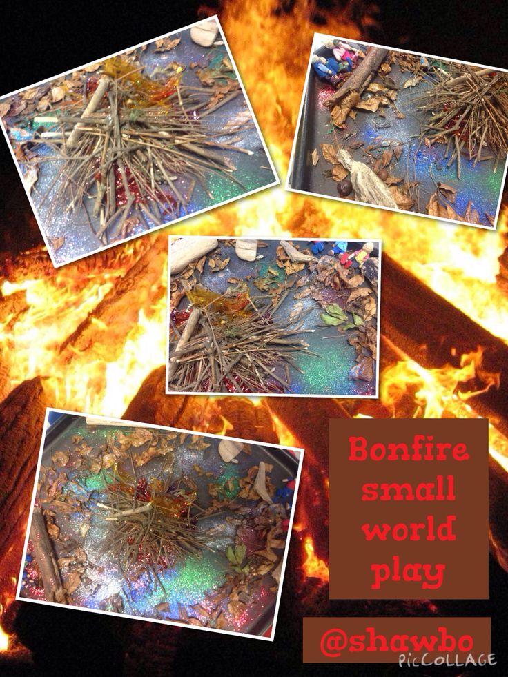 Bonfire small world