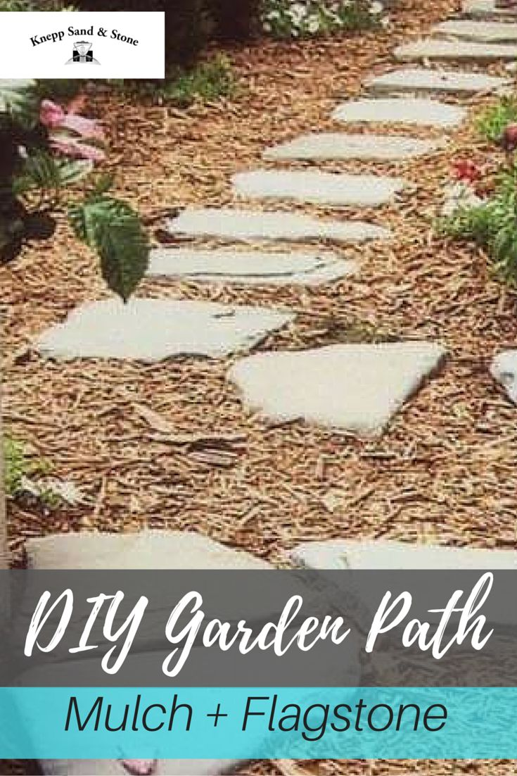 Pathways amp steppers sisson landscapes - This Diy Garden Path Is So Simple It Will Make Your Head Spin Use A