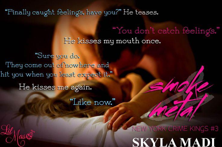 Smoke & Metal: New York Crime Kings #3 by Skyla Madi