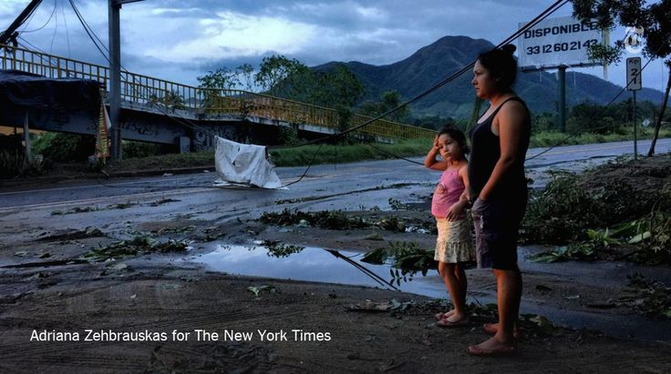 Hurricane Patricia lost energy today as it moved inland, but it left a path of destruction http://nyti.ms/1PJ11bd