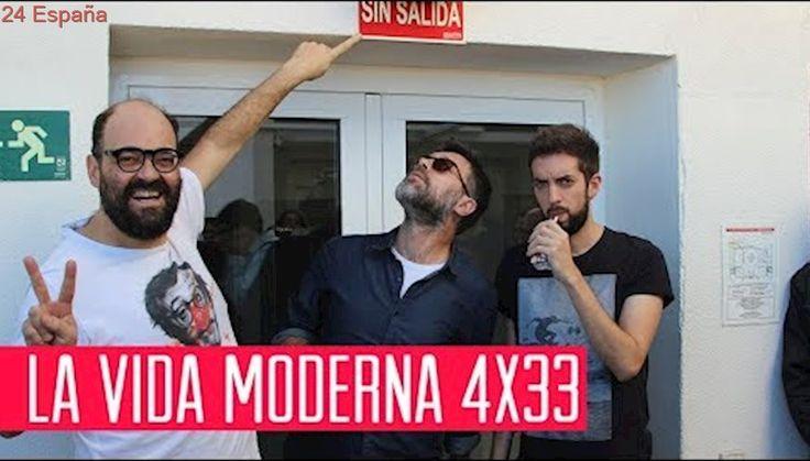 """La Vida Moderna 4x33...es usar """"parlem"""" como palabra de seguridad en el bondage"""