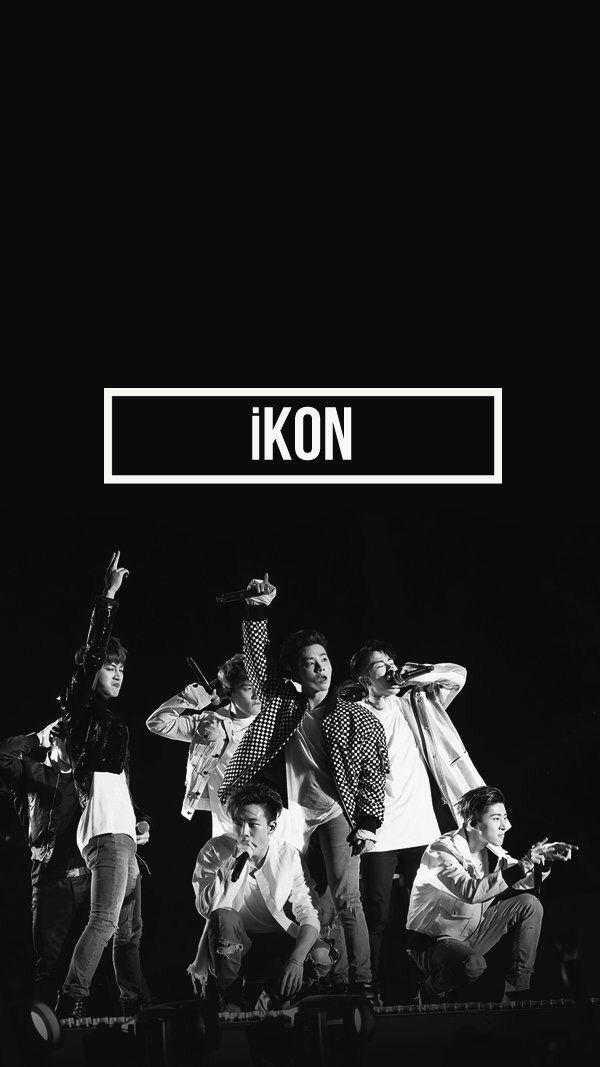 iKon Wallpaper Cr: @yglockscreen