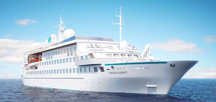 Crystal Yacht Expedition Cruises: dal 2017 nuove crociere esclusive alle Indie Occidentali | Dream Blog Cruise Magazine