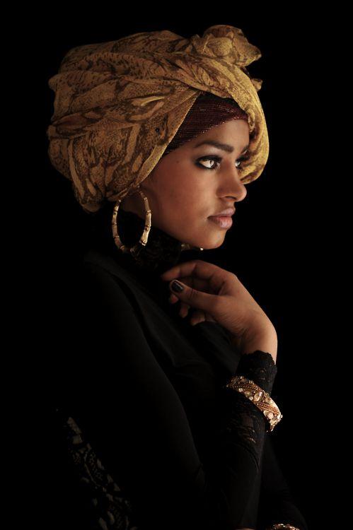 Gorgeous turban #hijab #hijabi #style #fashion