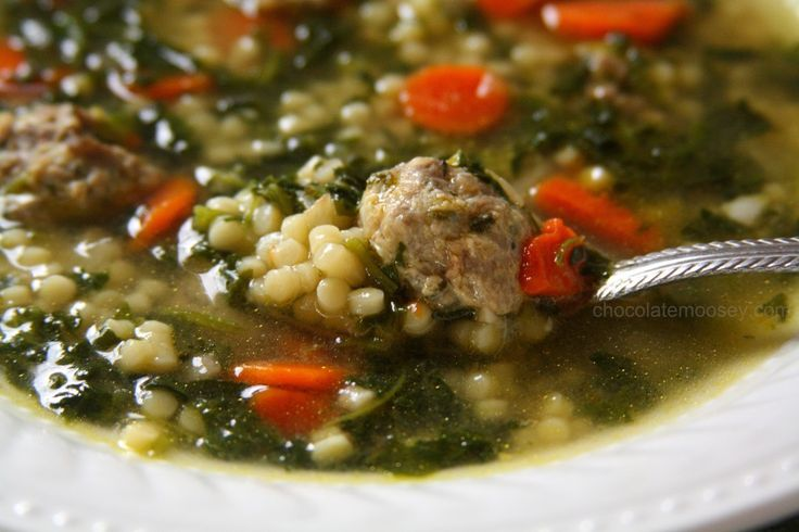 Italian Wedding Soup | Recipe