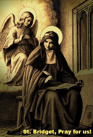 the life of saint birgitta essay Mystical marriage and divinisation in true life  the swift flight into the fullness of mystical marriage and divinisation  the life of saint birgitta of.