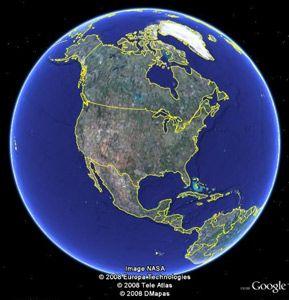 map the ocean floor with Google Earth!
