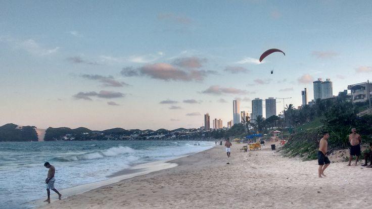 Quando uma imagem é linda assim, ela vale mais do que todas as palavras. Natal, RN - BRASIL. Pic taken by Paula Marchesan