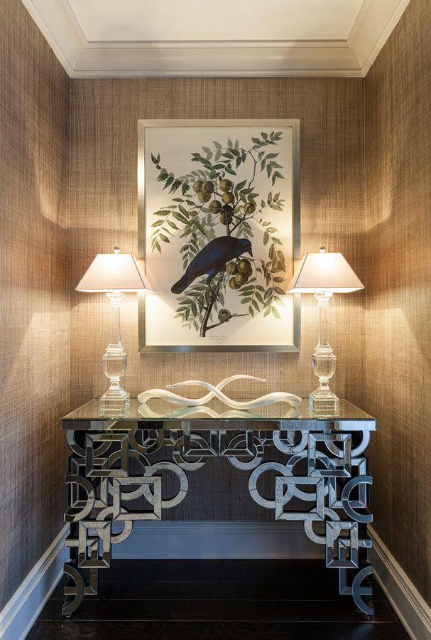 Chicago Interior Designers | Chicago Interior Design Firm | Interior  Decorator | Foyer | Lighting |