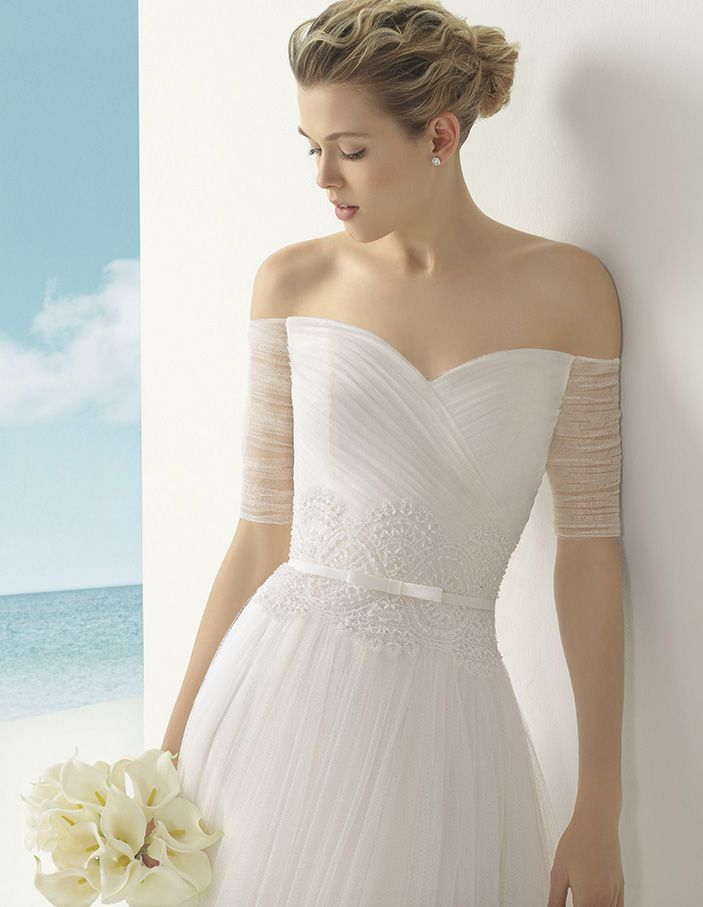 Vivaldi by Soft by Rosa Clara http://www.knutsfordweddinggallery.co.uk/