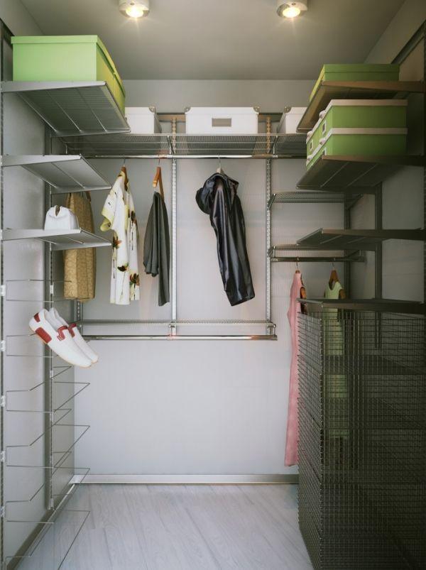 Superb DIY Projekt f r begehbaren Kleiderschrank Ordnungssystem f r Schuhe Schachtel