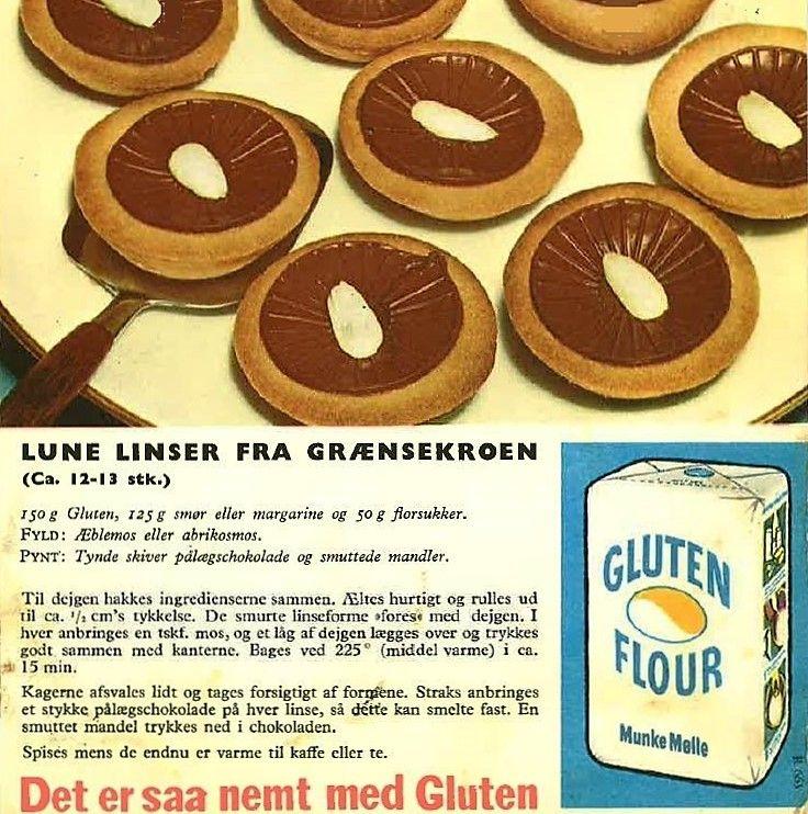 Lune Linser Fra Grænsekroen  ( ca. 12-13 stk. )...