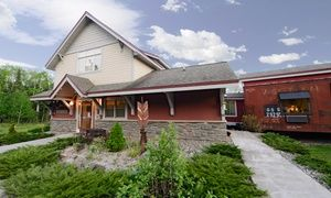 LivingSocial - 1-Night Stay for Two in Porter Room at Northern Rail Traincar Inn in Two Harbors, MN. Combine Up to 2 Nights. in Two Harbors, MN. LivingSocial deal price: $99