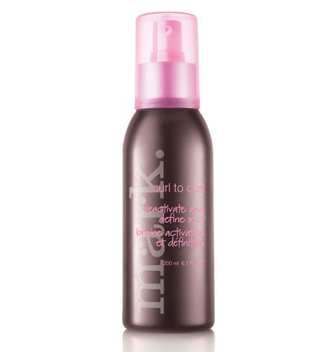 mark Curl to Curl Reactivate and Defining Mist Item# 896-837 One good ringlet leads to another! This reactivating mist defines, defrizzes and brings bounce back to waves and curls with a quick spritz. With conditioning baobab oil, the lightweight formula also protects hair during heat styling. For all hair types.  https://tinawinder.avonrepresentative.com/
