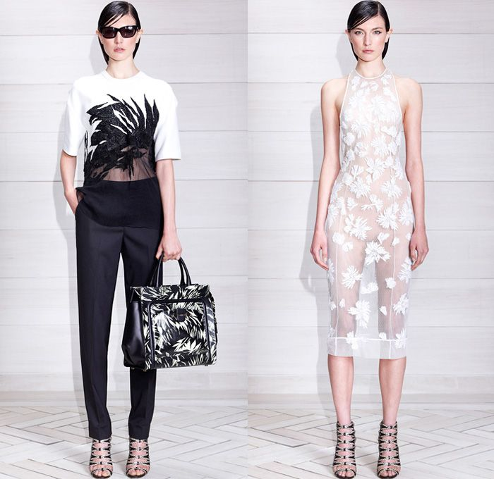 65 best angelic white w 2014 ss images on pinterest for Jason wu fashion designer