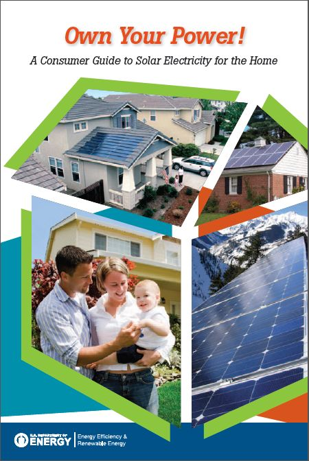 A Consumer Guide to Solar Electricity for the Home