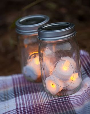 Things Festive Weddings & Events: Camping Wedding Theme Inspired by Moonrise Kingdom