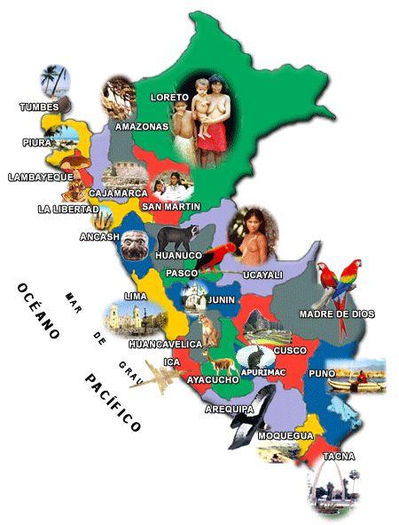Resultado de imagen para diversidad linguistica en el peru