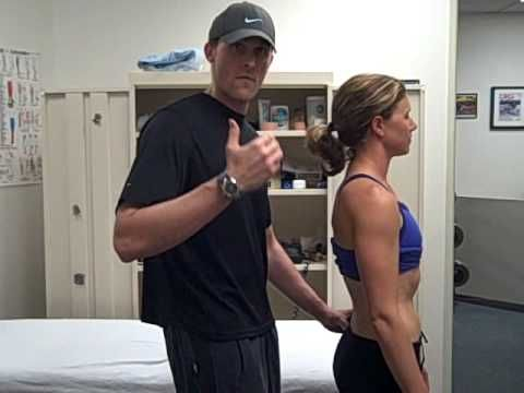 http://www.endyourbackpainnow.com Neuromuscular therapist Sam Visnic shows you a special technique to assist in reducing spinal disc herniation pain. This technique is particularly useful prior to performing disc herniation exercises.  Get my Free Pain Relief Through Movement Course: http://endyourbackpainnow.com/video-c...