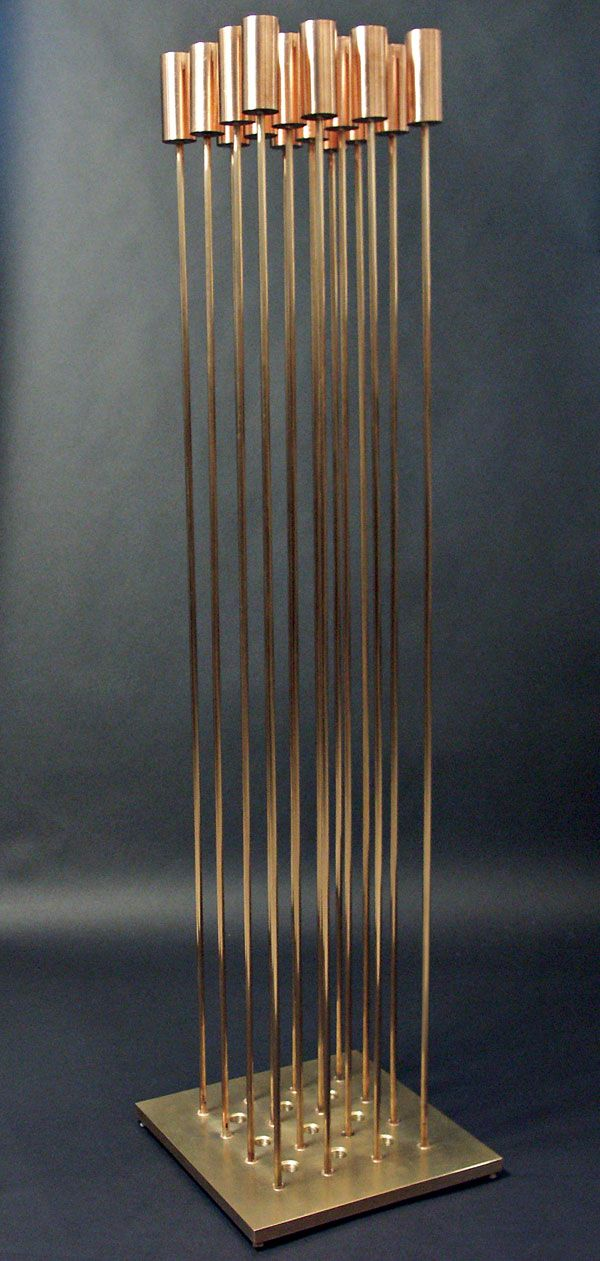 sound sculpture-Bertoia