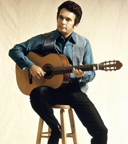 Merle Haggard, who as a young man broke numerous laws and even served three years at California's notorious San Quentin Prison, eventually turned his life around and become a famous country music singer.