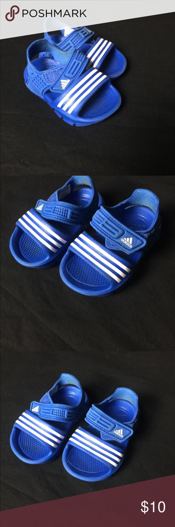Toddler Boy Adidas Shoes Size 3 Good Condition  Toddler Boy Adidas Shoes Size 3 Good Condition   Shoes has been worn maybe 4 times but still looks super Good! adidas Shoes Sandals & Flip Flops