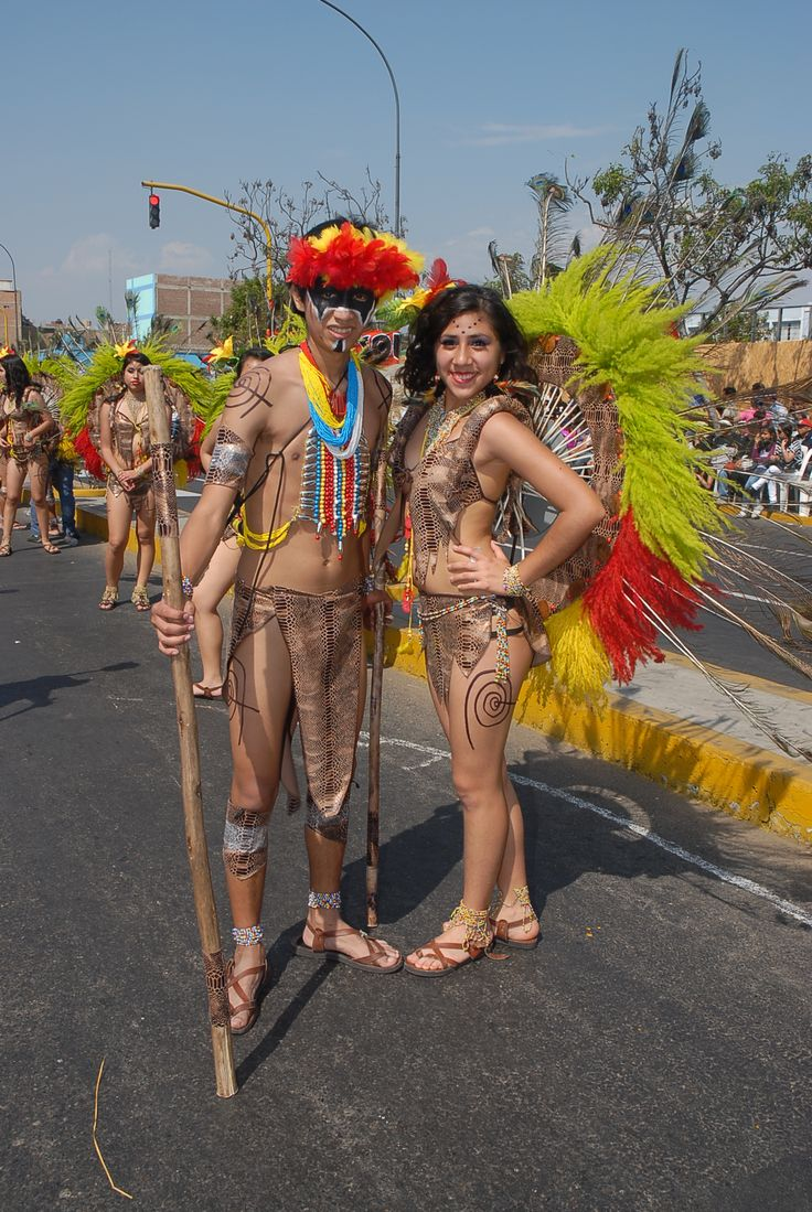 danzas de la selva peru