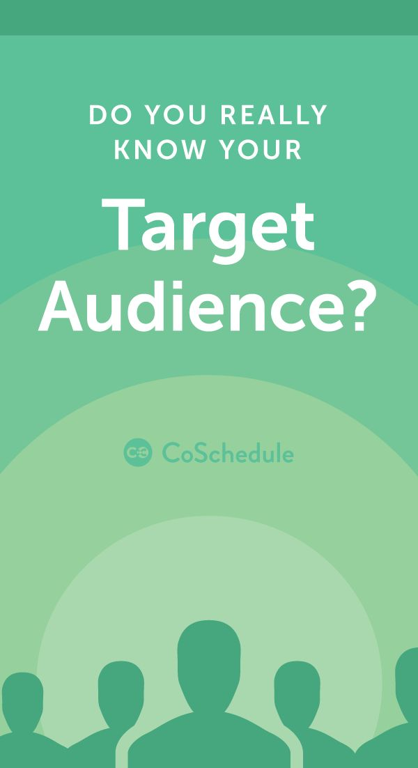 We're spilling all the secrets to finding your target audience http://coschedule.com/blog/how-to-find-your-target-audience/?utm_campaign=coschedule&utm_source=pinterest&utm_medium=CoSchedule&utm_content=How%20To%20Find%20Your%20Target%20Audience%20And%20Create%20The%20Best%20Content%20That%20Connects
