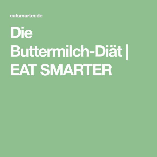 Die Buttermilch-Diät | EAT SMARTER