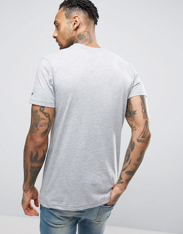 New Era NFL Green Bay Packers T-shirt - Gray