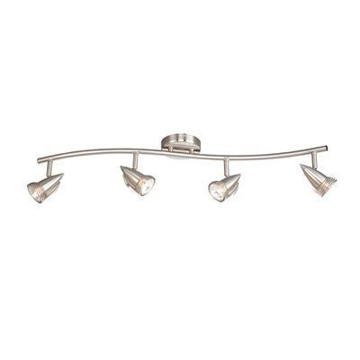 shop cascadia lighting 4 light rail directional spot light at loweu0027s canada find our selection of directional spot lights at the lowest price guaranteed - Track Lighting Lowes