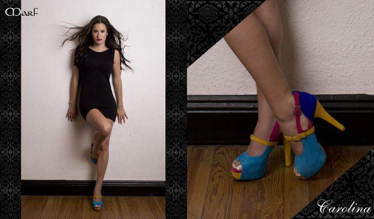 Zapatos MARF : MODELO CAROLINA   multicolor (Edicion Limitada)
