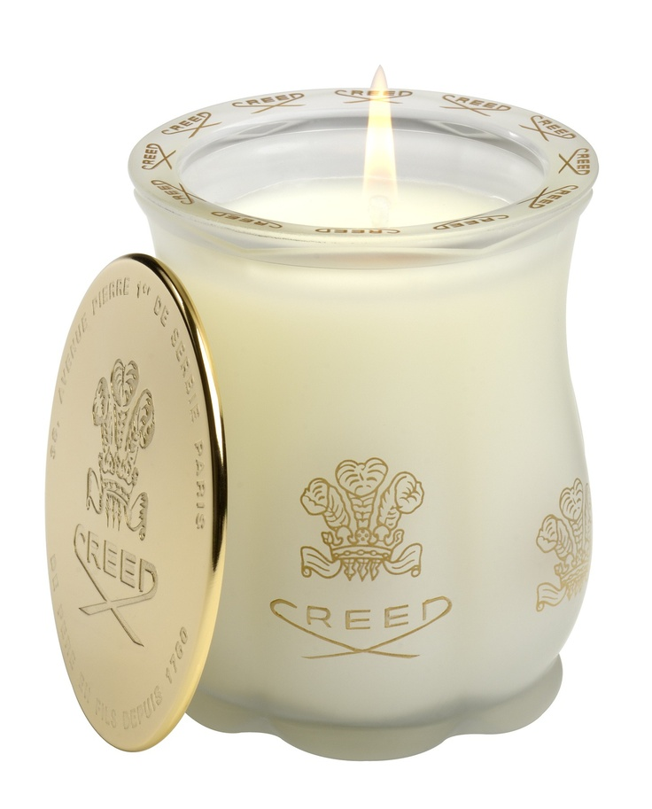 Purchase authentic CREED Silver Mountain Water Candle on creedboutique.com, the official CREED perfume, fragrance and cologne online shop