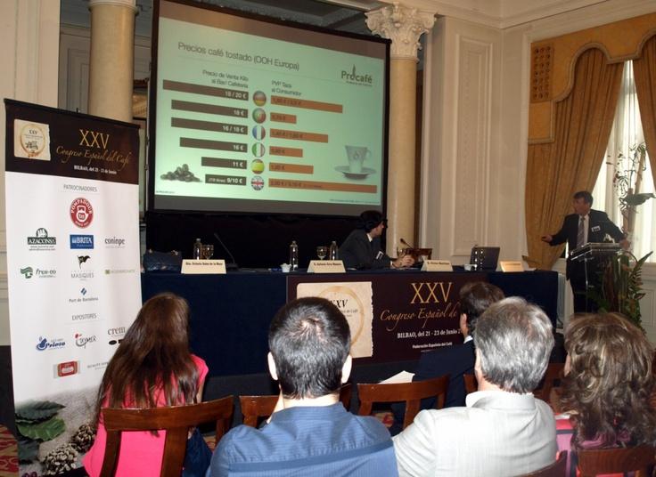 04 Ponencia en Congreso  Español del Café - Hábitos consumo hostelería - D. Antonio Gros