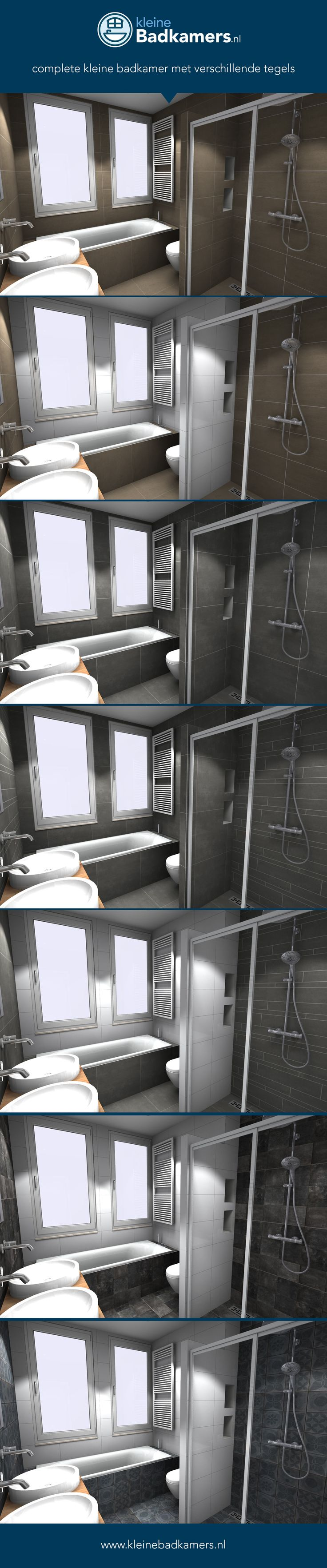 12 beste afbeeldingen van Badkamer - Badkamer, Kleine badkamers en ...