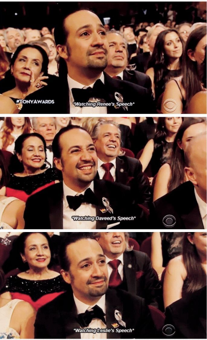 It makes me so happy that he's so happy for them :}}}