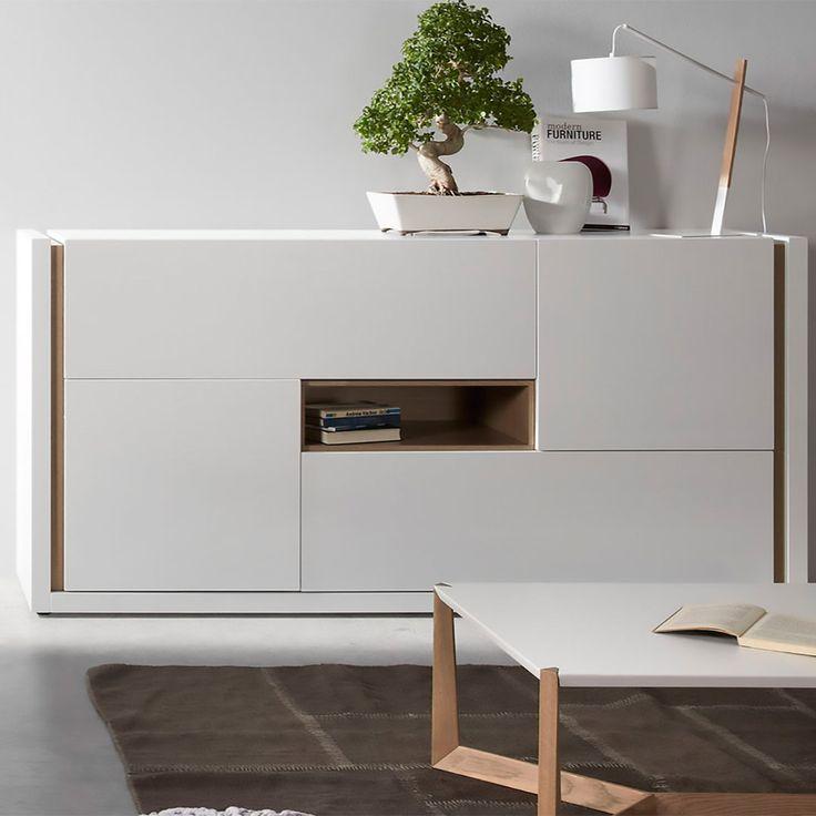Aparador Buffet Moderno ~ Más de 1000 ideas sobre Aparador Blanco en Pinterest Muebles De Lujo, Aparadores y Bufet De