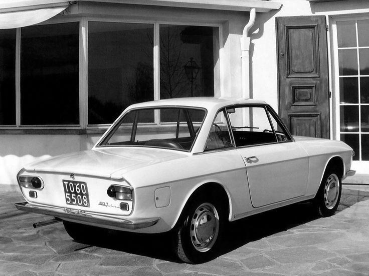Lancia Fulvia Coupé - 1965