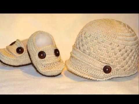 Conjunto Crochê para Menino