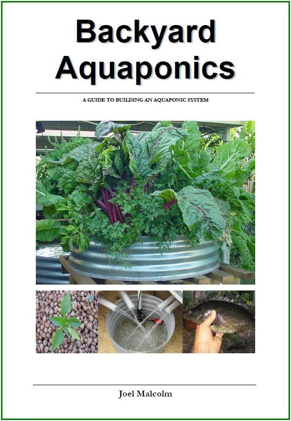 how to build aquaponics system pdf