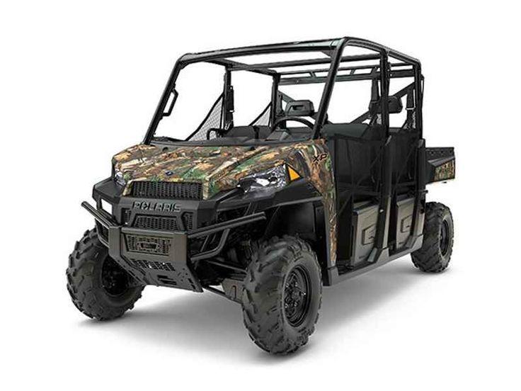 New 2017 Polaris RANGER CREW XP 900 EPS Polaris Pursuit C ATVs For Sale in Mississippi. 2017 Polaris RANGER CREW XP 900 EPS Polaris Pursuit Camo,