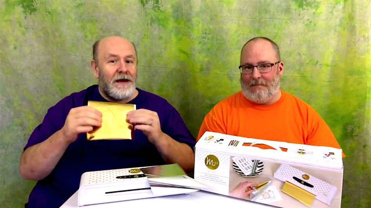 Video: Heidi Swapp Minc Mini Foil Applicator Unboxing - http://www.craftsbytwo.com/video-heidi-swapp-minc-mini-foil-applicator-unboxing/ Want to bring foiling to your projects but don't have a lot of space? Join us for an unboxing of the Minc Mini and see if it's right for you!