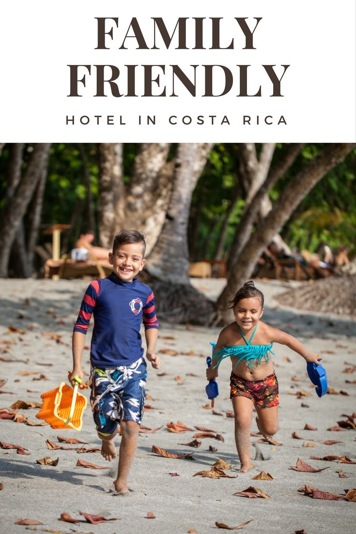 Bring the whole family! They'll love seeing the monkeys, sloths and wildlife on our property. #CostaRica #FamilyVacation #familyfun