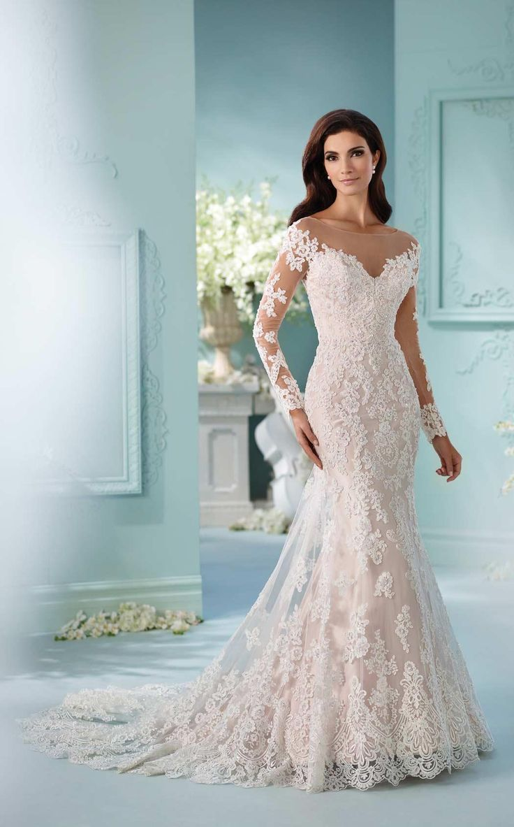 31 best Wedding dress images on Pinterest | Vestidos de boda ...