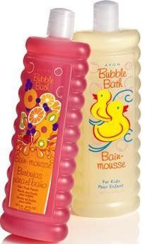 Avon Bubble Delight Kids Fruit Punch Bubble Bath Bain Mousse 24oz by Avon bubble bath. $5.99. Avon Kids Bubble Bath. Lots of Bubbles for fun Bath time. Little duck on the label with a strawberry hat on. FRUIT PUNCH SCENT. Large size 24oz.. Avon Kids Bubble Bath Fruit Punch Scented Lots of Bubbles for fun bath time 24fl. oz bottle  700 ml.